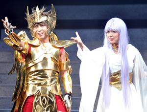 先日、天王洲 銀河劇場でスーパーミュージカル『聖闘士星矢』を見て来た。筆... スーパーミュージ
