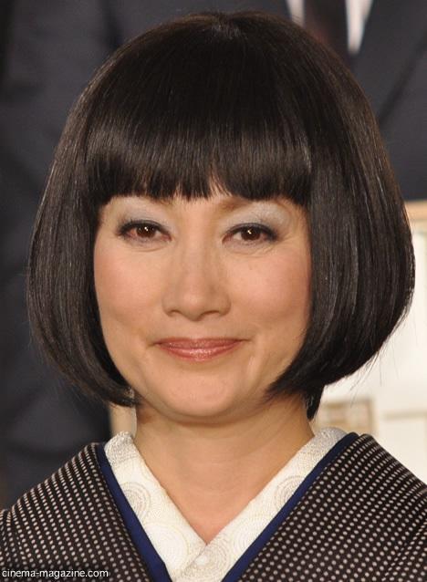 最優秀助演女優賞受賞 余貴美子