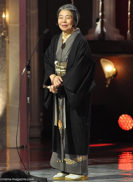 最優秀主演女優賞受賞 樹木希林