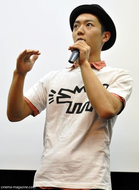 栩原楽人 栩原楽人(週刊シネママガジン)