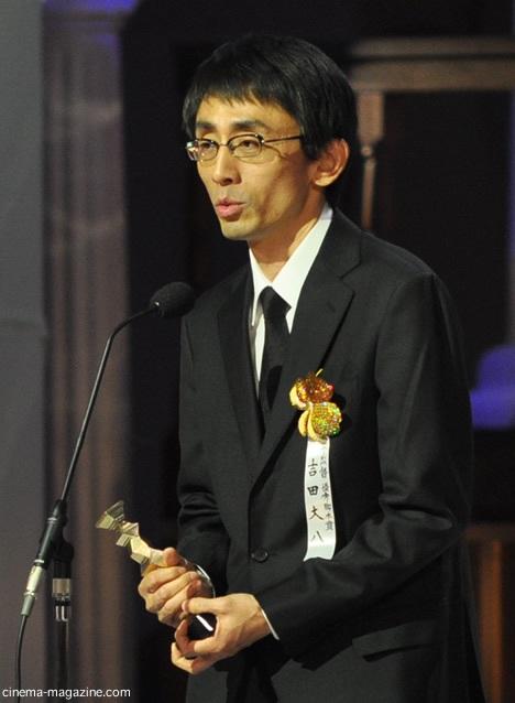 最優秀監督賞受賞 吉田大八