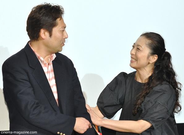 神田裕司監督、有森也実