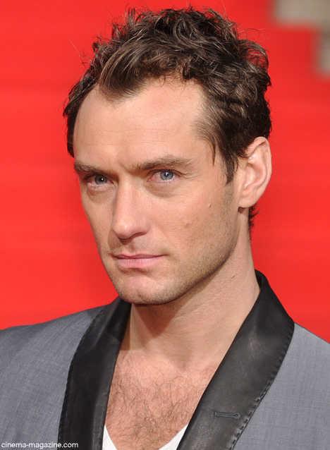 ジュード・ロウ�... Jude Law
